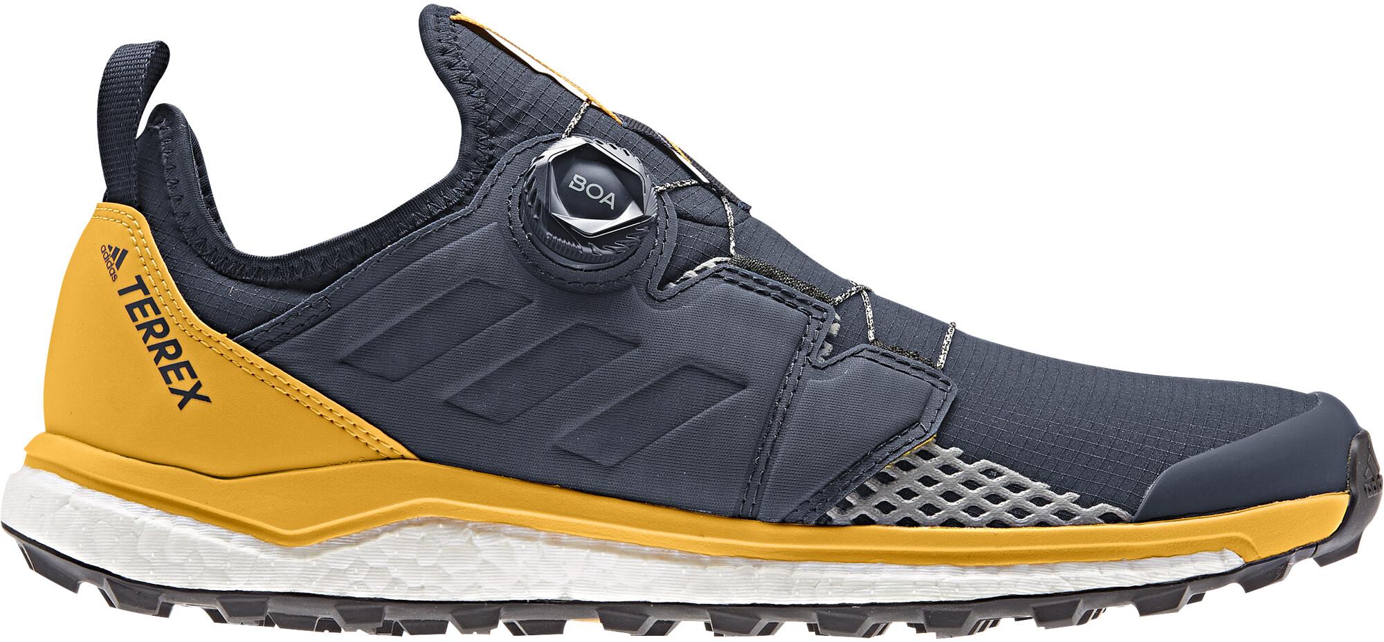 5211d5728d4 adidas TERREX Agravic Boa Shoes Men collegiate navy/collegiate navy/active  gold